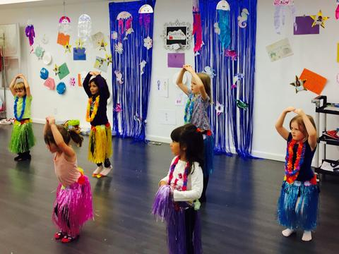 Broadway Kids Musical Theatre Camps