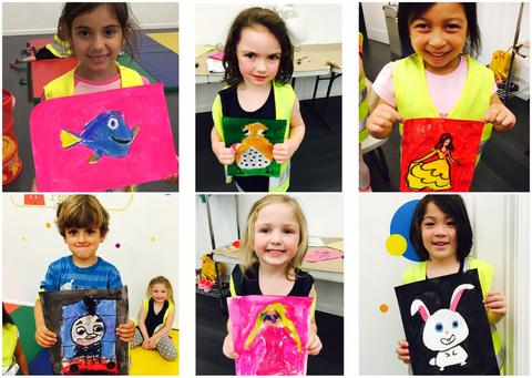 Young Artist Summer Camps